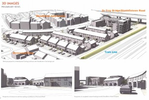 3D drawing from Castlethorn's planning application fw15a/0174